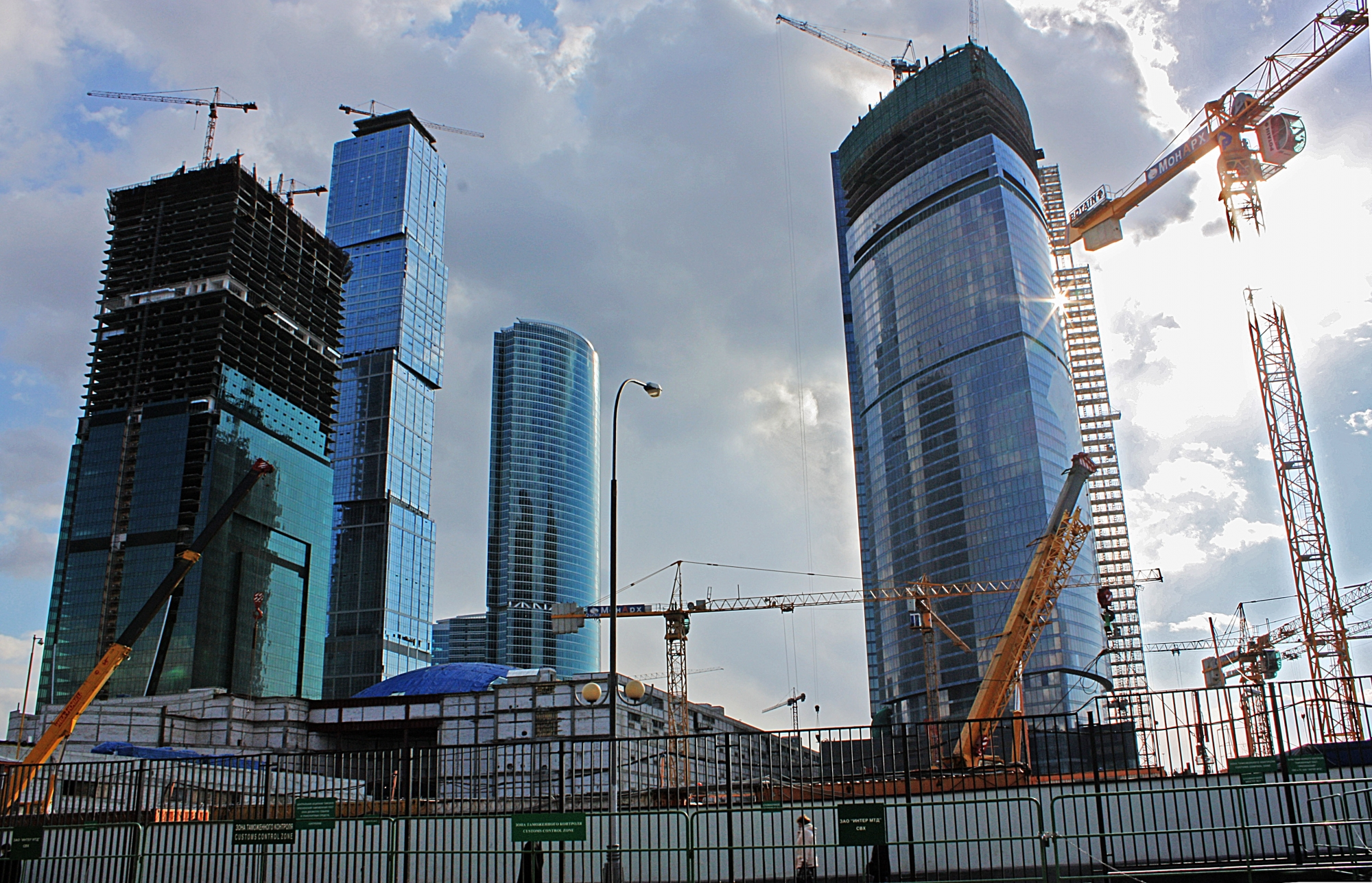 строительные материалы в москве