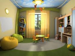 статья о детской комнате